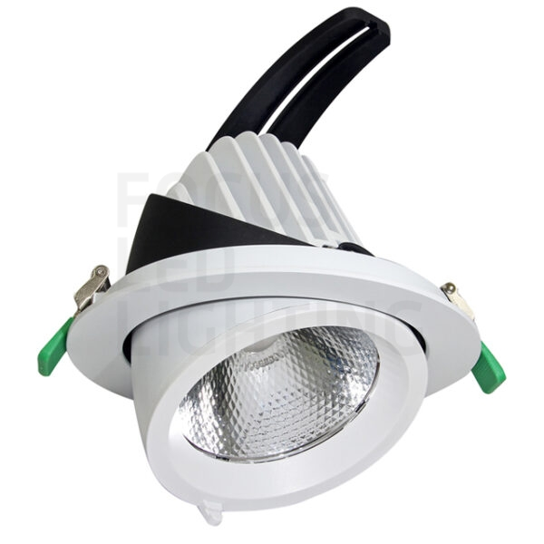Kantelbare led downlights