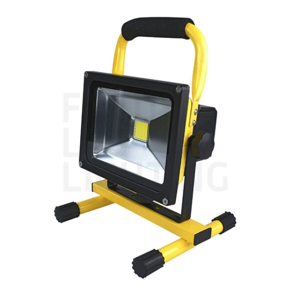 Accu led floodlights