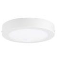 Flat opbouw led downlights
