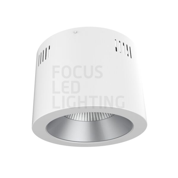 Surface CCT led downlights UGR<19