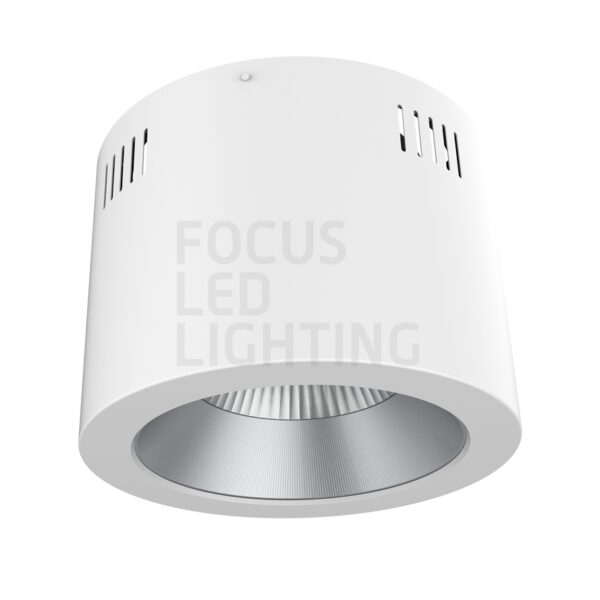 Surface CCT led downlights UGR<19